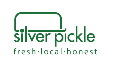 Silver Pickle Logo